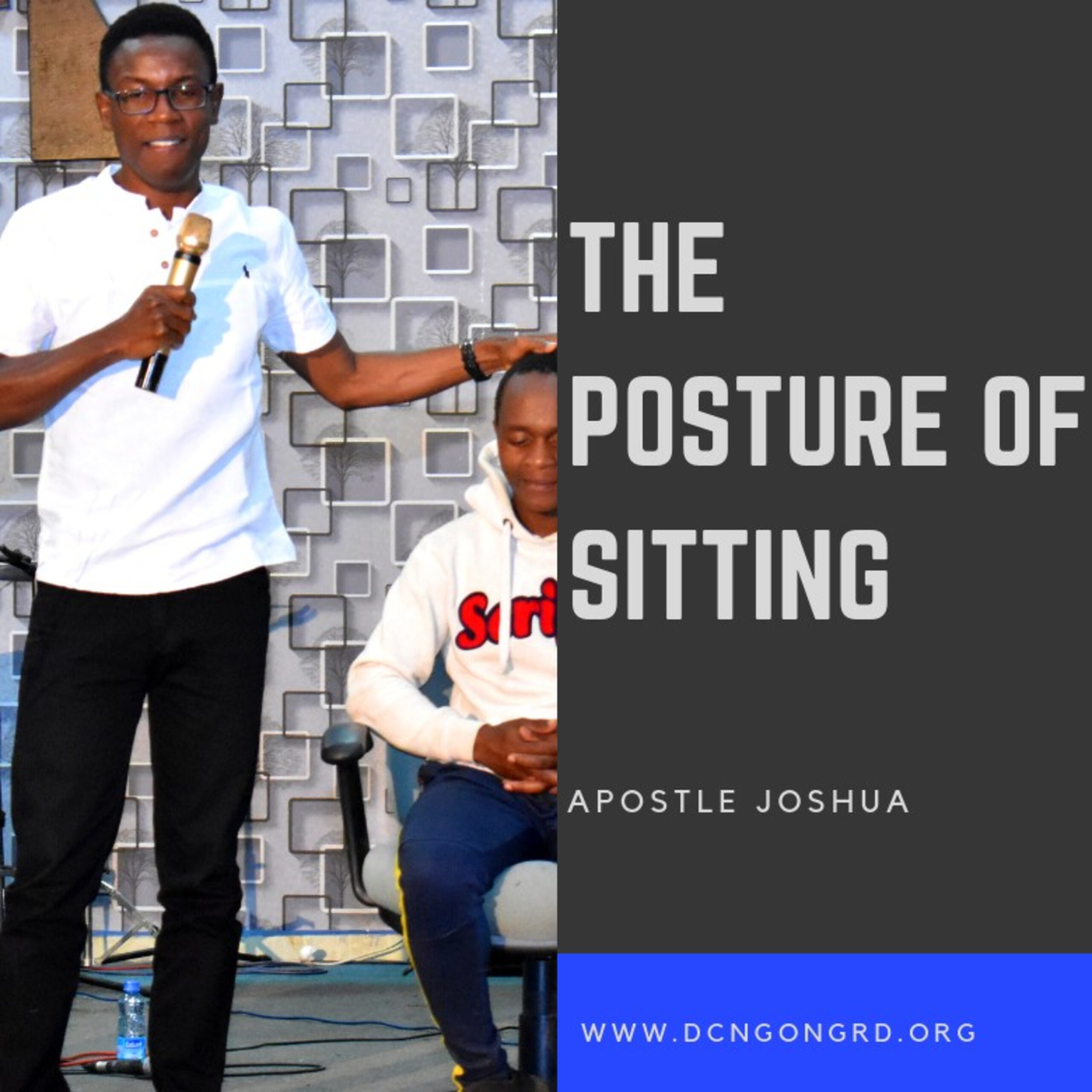 The Pattern of the Cross - The Posture of Sitting