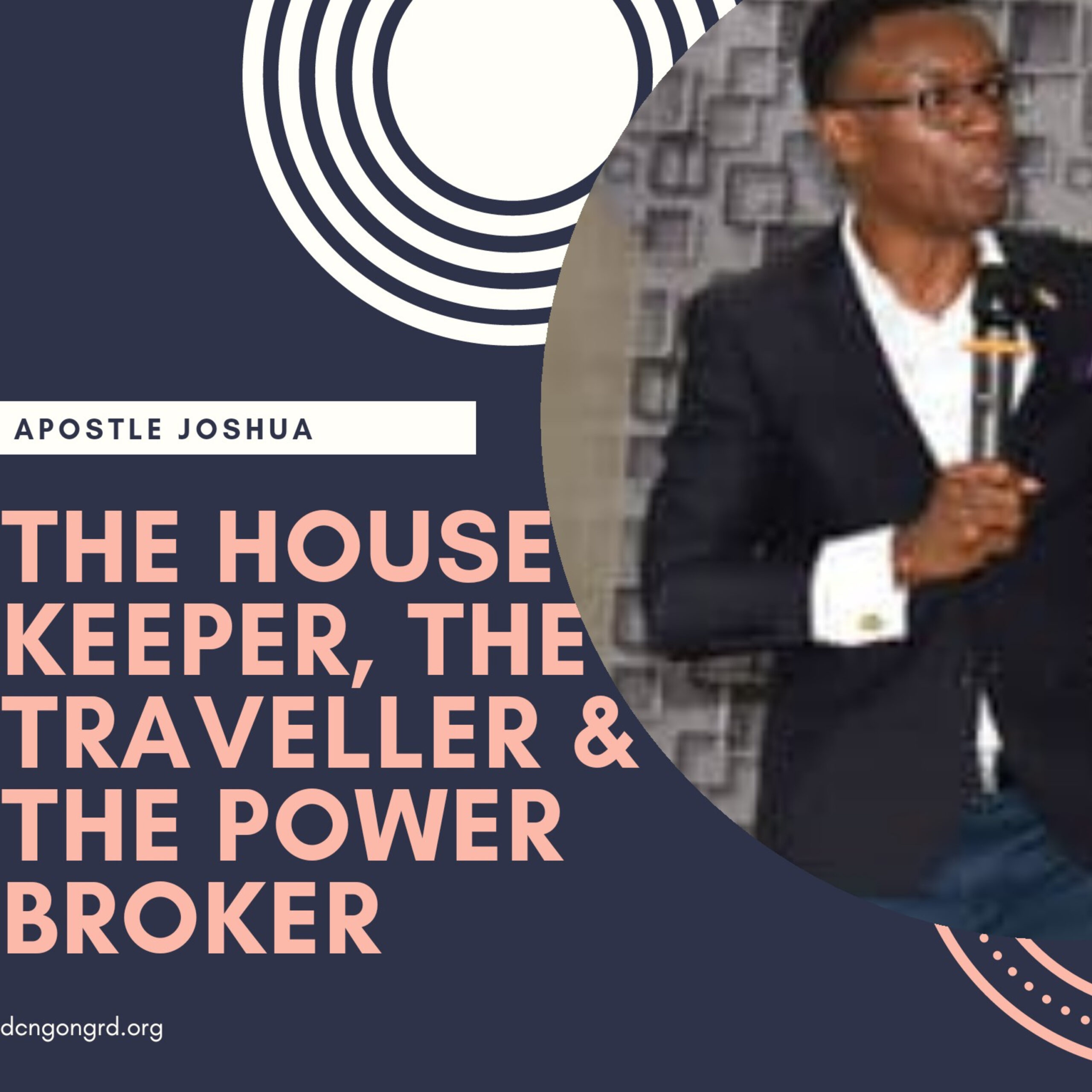 The Housekeeper, the Traveller and the Power Broker