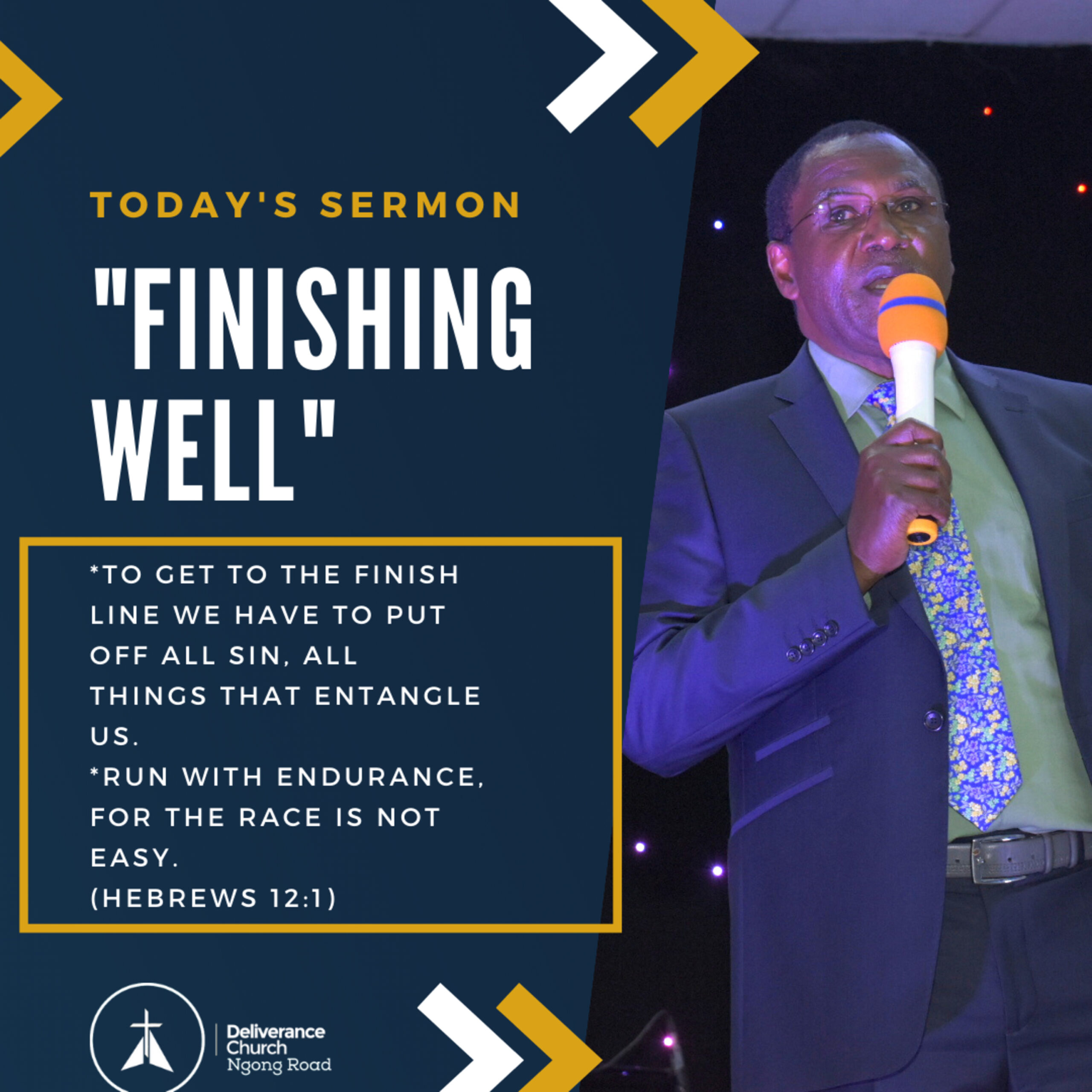 Finishing Well - Part 2